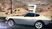 280Z wheel glitch