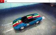 AWUC 308 GTS Decal