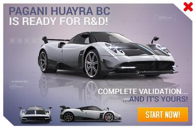 Pagani Huayra BC Ru0026amp ...