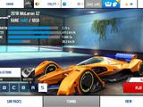 2018 McLaren X2