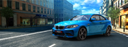 A8A BMW M2 banner