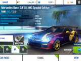 Mercedes-Benz SLK 55 AMG Special Edition