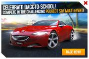 SR1 Back to School Multi-Event Promo