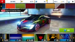 Bugatti Veyron 16.4 Grand Sport Vitesse Decal 6