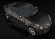 AUGT2 350Z Black