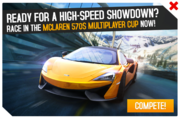 570S MP Cup Promo