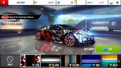 Bugatti Veyron 16.4 Grand Sport Vitesse Decal 1