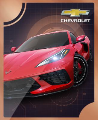 Chevrolet Corvette Stingray Kit a8