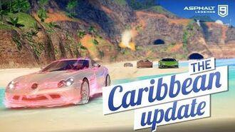 Update Trailer - The Caribbean Heat