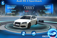 Audi rs 3 asphalt 5