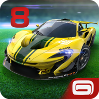 A8 v2.5.0 icon (Android)