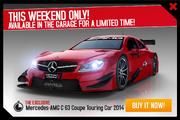 C Coupe DTM Promo