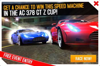 AC 378 GT Z Cup