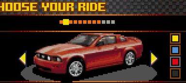 Ford Mustang Asphalt 3 Street Rules