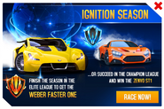 Ignition Season Promo