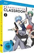 Assassination classroom Blu Ray 1