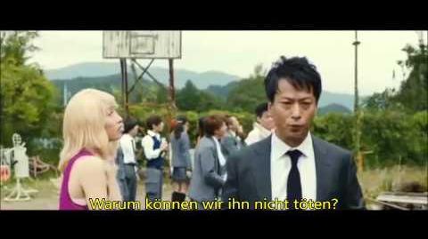 Ger Sub Assasination Classroom Live Action Trailer Deutsch Ansatsu Kyoushitsu