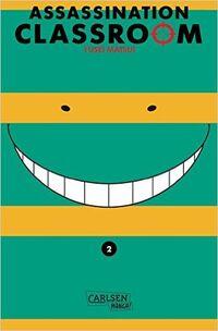 Assassination Classroom Manga Band 2