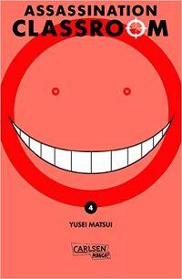 Assassination Classroom Manga Band 4