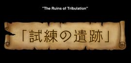 The Ruins of Tribulation