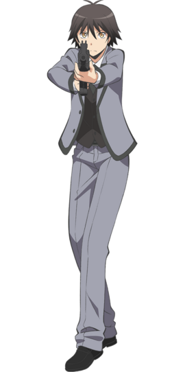 Isogai transparent