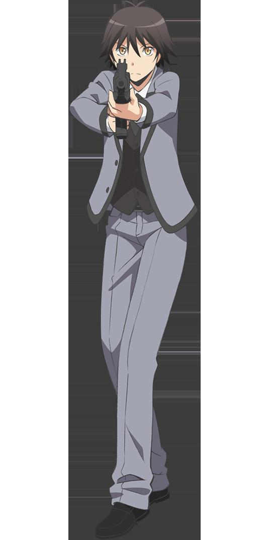Isogai transparent