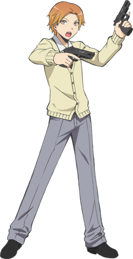 Maehara transparent