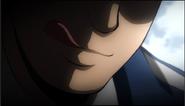 Takaoka's face Anime