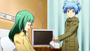 Nagisa and Kayano ep16