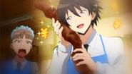 Isogai and Megu