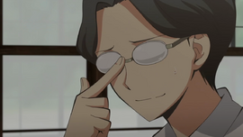 Kotaro Takebayashi Anime