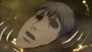God of Death's face skin