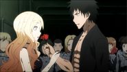 Karasuma and Irina episode 9