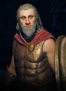 The False Leonidas