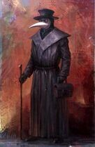 Early doctor concept art
