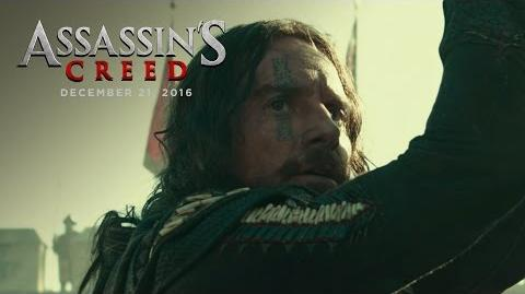 "Assassin's Creed - ""Celebrate the Creed?"" ТБ-ролик - 20th Century FOX"