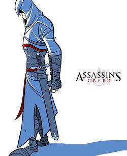 Assassin's Creed Webcomic