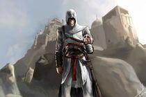 Altair Ibn La Ahad by LanceDarkness