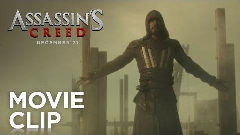 "Assassin's Creed ""Стрибок Віри"" - Фрагмент фільму - 20th Century FOX"