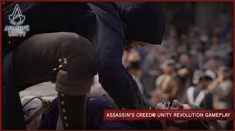Assassin's Creed Unity Revolution Gameplay Trailer UK-1