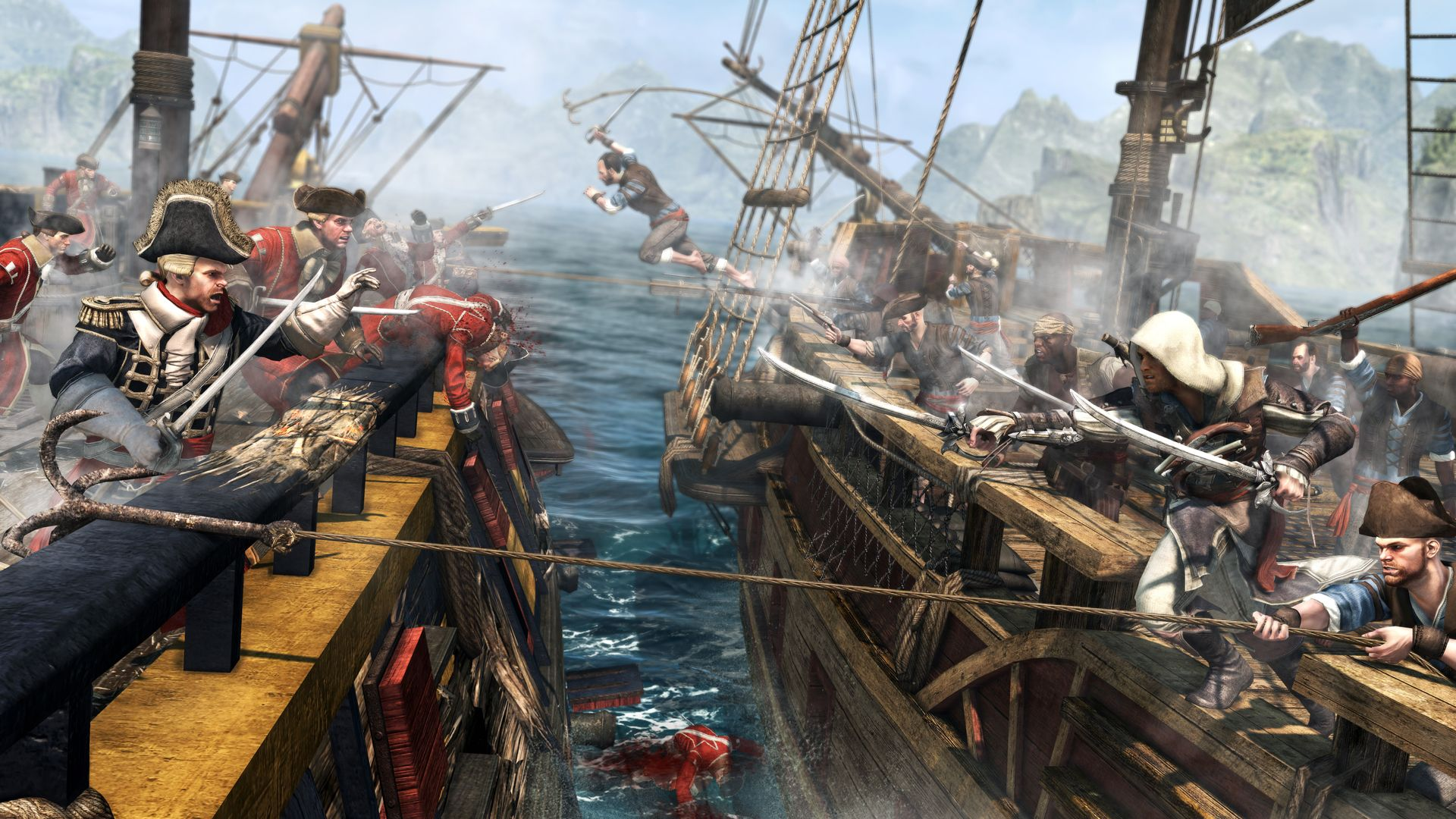 assassin s creed 4 has forts that can be conquered and used voltagebd Images