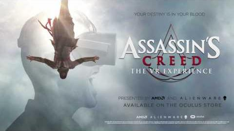 Assassin's Creed Movie VR Experience Trailer