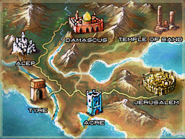 ACC World Map DS