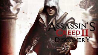 Assassin's Creed II Discovery Menu by Konnor21