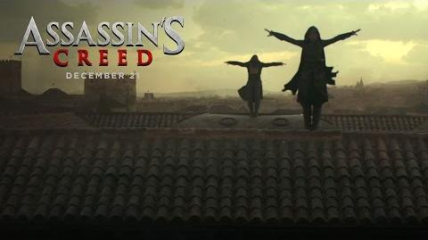 "Assassin's Creed - ""Справжні відчуття"" ТБ-ролик - 20th Century FOX"