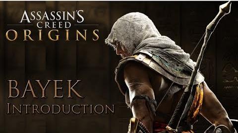 Assassin's Creed Origins - Знайомство за Байєком