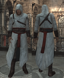 Assassin - Altaïr Ibn-La'Ahad -Novice robes