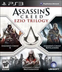 AC Ezio Trilogy
