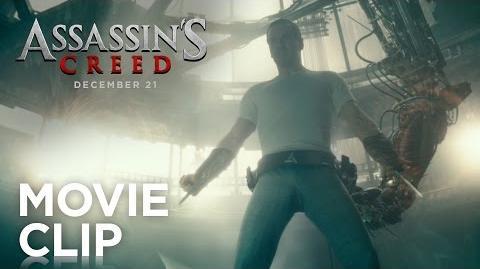 "Assassin's Creed ""Введення в Анімус"", Фрагмент фільму - 20th Century FOX"