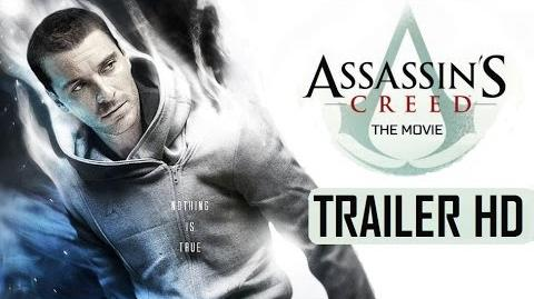 Konnor21/Фан-трейлер фільму Assassin's Creed